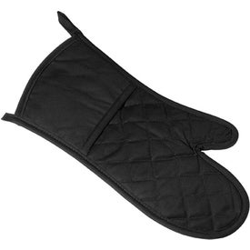 Poly Cotton Twill Oven Mitt for Your Company