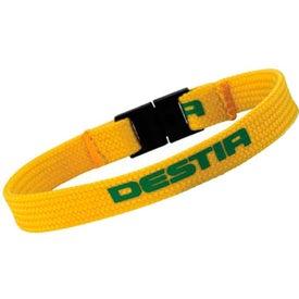 Custom Polyester Bracelet