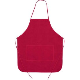 Logo Poly Pro Arts and Crafts Full Apron