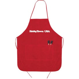 Poly Pro Arts and Crafts Full Apron