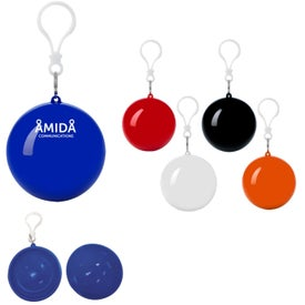 Poncho Ball Key Chain (Unisex)