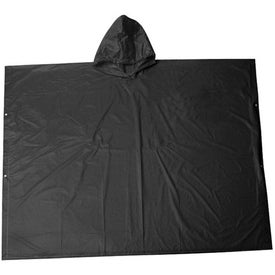 Poncho for Advertising