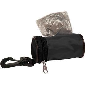 Monogrammed Poopy Pet Bag Dispenser