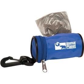 Poopy Pet Bag Dispenser for Customization