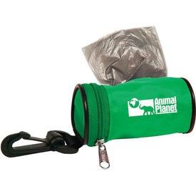 Logo Poopy Pet Bag Dispenser