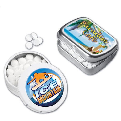 Pop-Snap Mint Tin