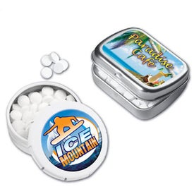 Pop-Snap Mint Tin (Round)
