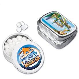 Pop-Snap Mint Tin (Round)