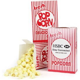 Closed Top Popcorn Box