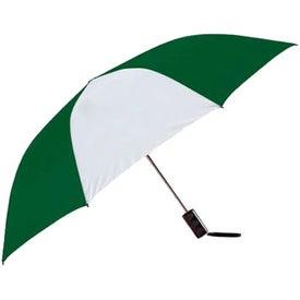 Poppin Auto Open Folding Umbrella for Marketing