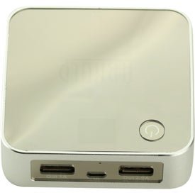Promotional Portable Dual-Port Charger