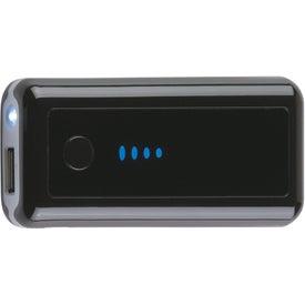 Monogrammed Portable LED Light Charger