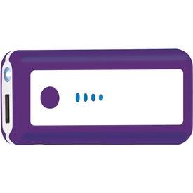 Branded Portable LED Light Charger