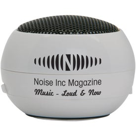 Portable Mini Speaker Branded with Your Logo
