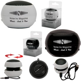 Custom Portable Mini Speaker
