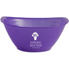 Printed Portion Bowl