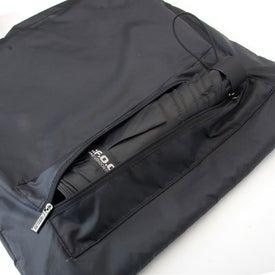 London Fog Portola Compact Size Folding Umbrella for Advertising
