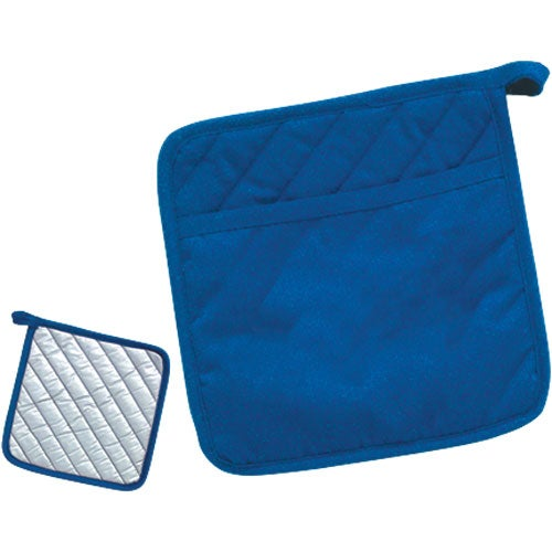 Royal Blue Potholder