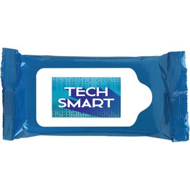 Pouch Antibacterial Wet Wipes