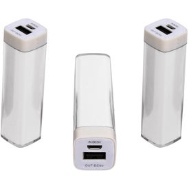 Advertising Power Bank Emergency Battery Charger