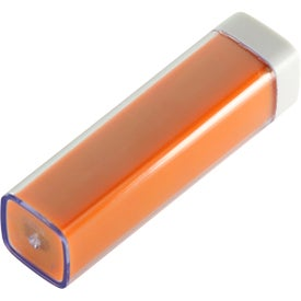 Company Plastic Mobile Power Bank Charger