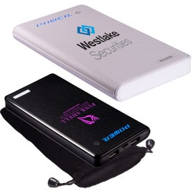 Power Beast Mobile Charger (12000 mAh, UL Listed)