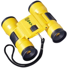 Power Sports Binoculars (4 x 30)