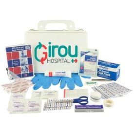 Monogrammed Premium Medical Kit