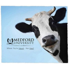 Premium Microfiber Cleaning Cloth (Cow)