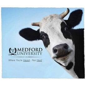 Premium Microfiber Cleaning Cloth (Cow)