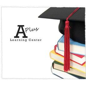 Premium Microfiber Cleaning Cloth (Education)
