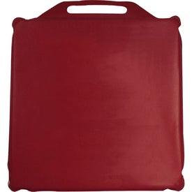 Imprinted Premium Stadium Cushion