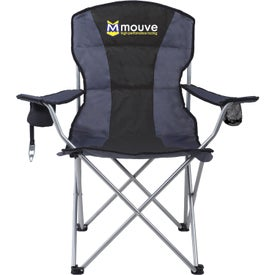 Imprinted Premium Stripe Chair