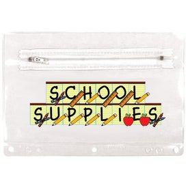 Premium Vinyl Zippered Pack for Your Organization