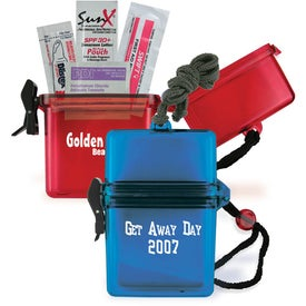 Preserver Personal Protector Kit - Beach and Pool for Your Company