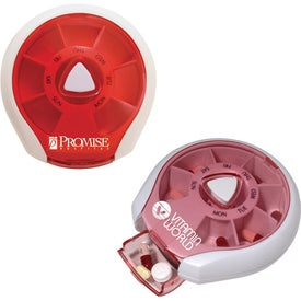 Press-It Pill Dispenser