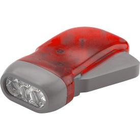 Presto 3-LED Press Light for Your Company