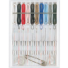 Promotional Pre-Threaded Sewing Kit