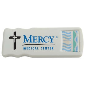 Primary Care Bandage Dispenser with Your Slogan