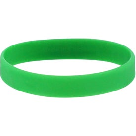 Custom Color Silicone Bracelets