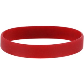 Company Printed Silicone Bracelets