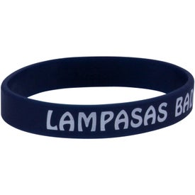Color Silicone Bracelets for Advertising