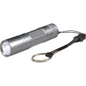 Monogrammed Prism LED Flashlight
