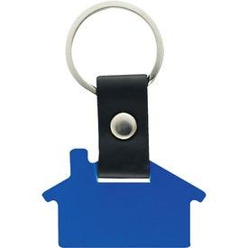 Custom Promotional House Key Tags