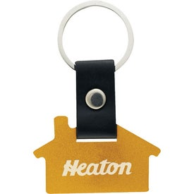 Printed Promotional House Key Tags