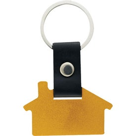 Promotional House Key Tags for Advertising