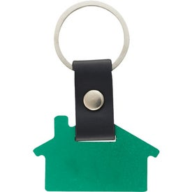 Logo Promotional House Key Tags
