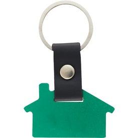 Logo Promotional House Key Tags