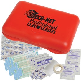 Pro Care First Aid Kit for Marketing