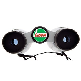 The Fanatic Binoculars Printed with Your Logo